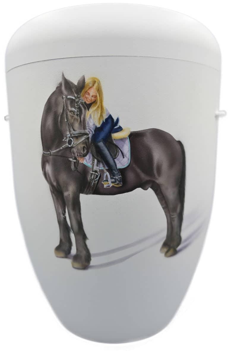 Wunschurne Pferd